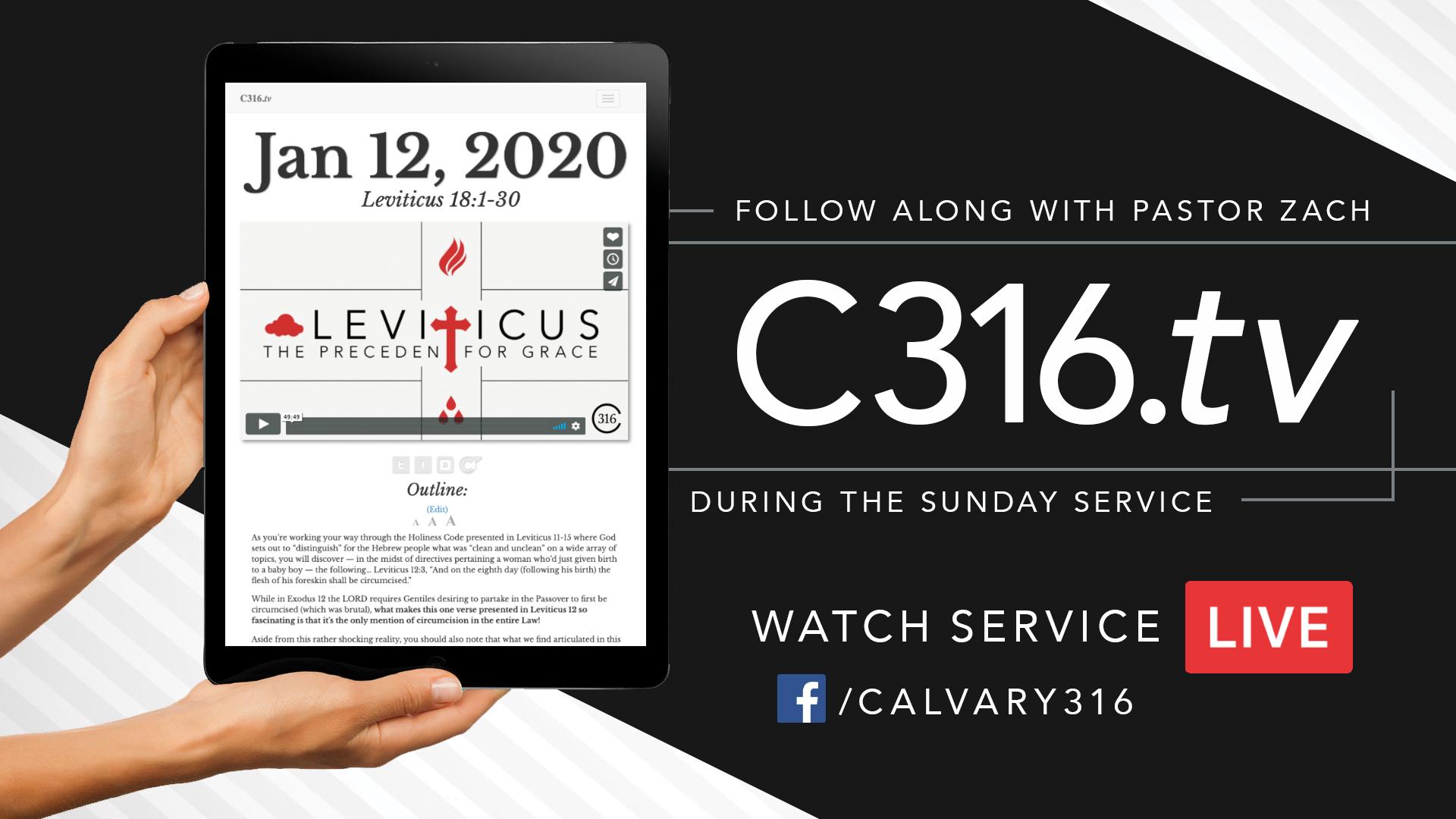 c316-sunday (jan2020)
